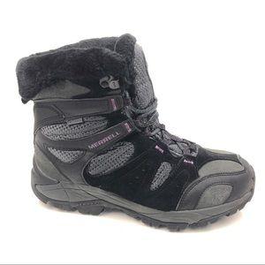 Merrell Kiandra Waterproof Winter Snow Boots